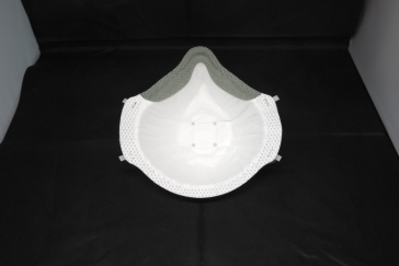 Stofmasker FFP2 nr D &P2 type 22020 met nietjes      (prijs € 2,50 per mondkapje)