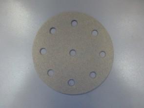 HS Ronde schuurschijf met klittenband dia. 150 mm type 1 Korrel  80